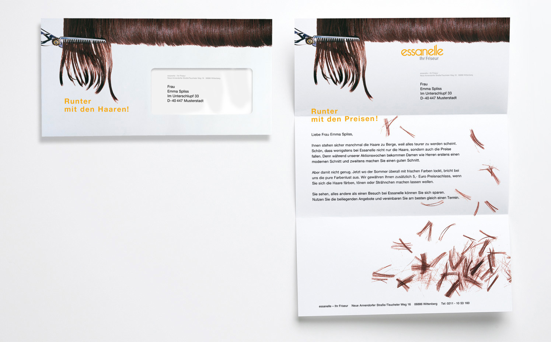 essanelle-Mailing-Preisaktion