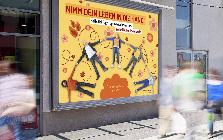 Die Selbsthilfe in NRW – Die Werbtätigen